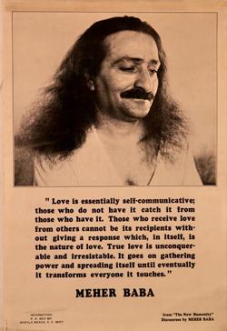 Meher Baba Heart