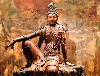 Bodhisattva aum