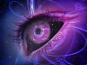 ajna eye aum