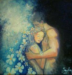 Love is self sacrifice