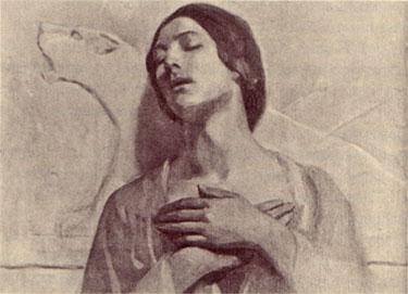 Anahata Chakra Kahlil Gibran