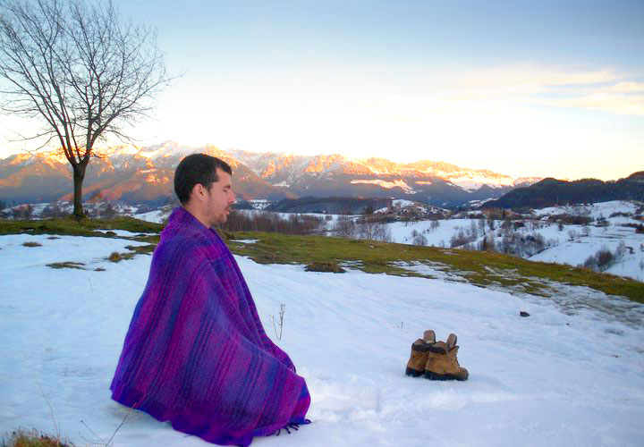 Stepping Out to Go Inside: A Journey of Retreats in Isolation